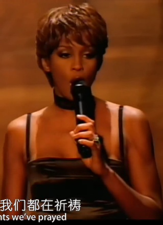 Whitney Houston   Mariah Carey_When You Believe《埃及王子》主�}曲中英字幕影�原�